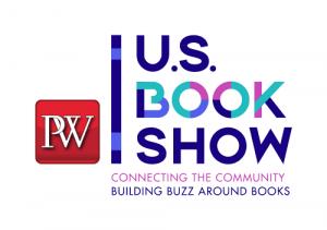 U.S. Book Show Stacked Logo with Tagline