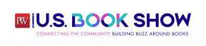 U.S. Book Show Logo with Tagline